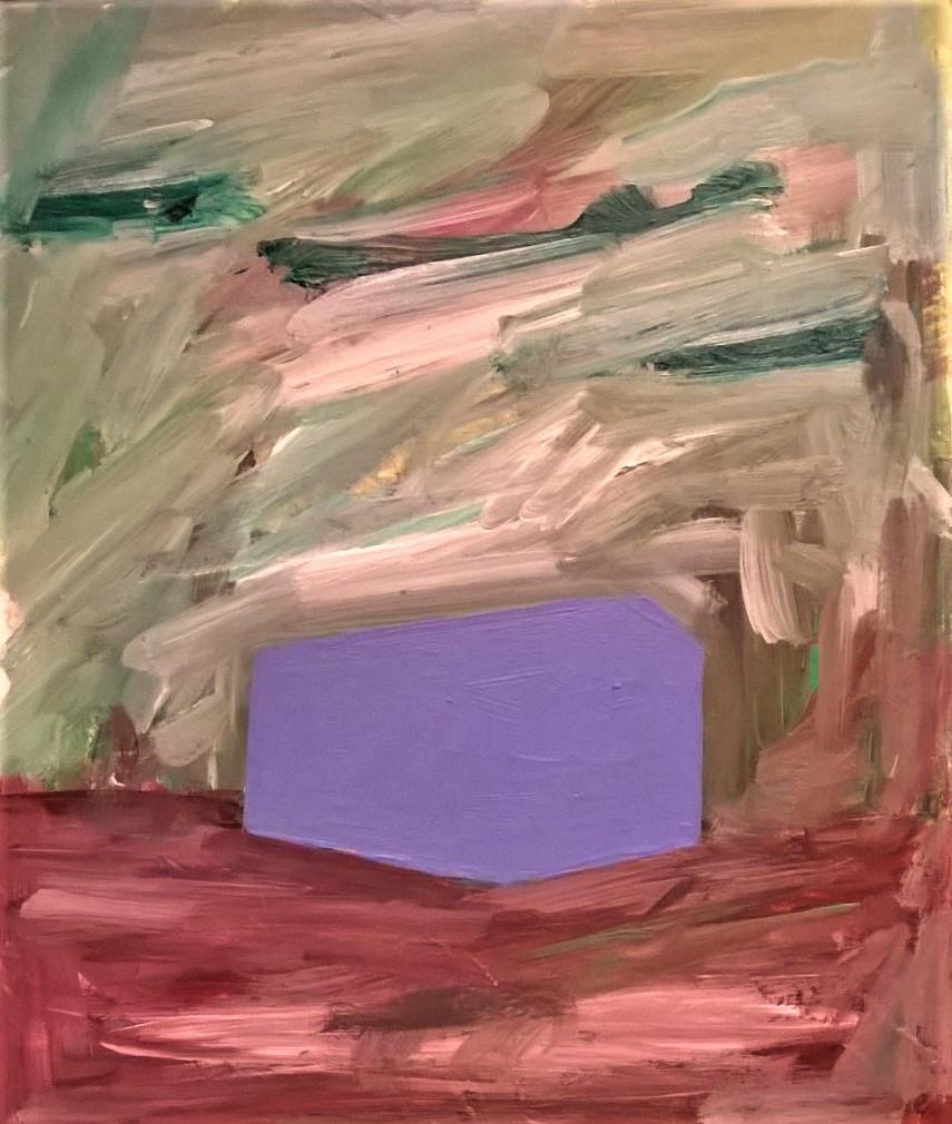 Contemporary Painting, Acrylic paint and mixed media, Dada, Jason Noble
