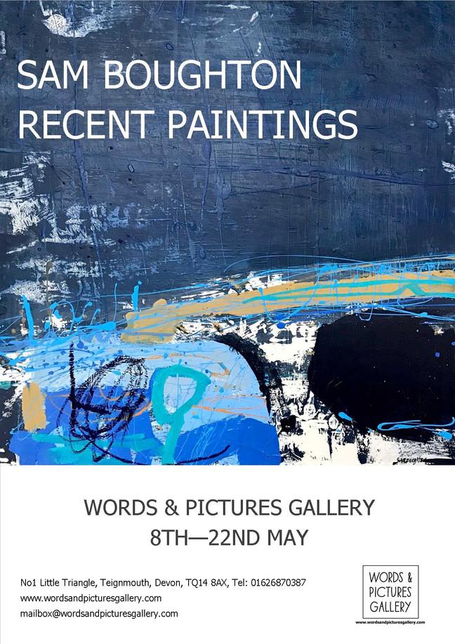 Sam Boughton - Recent Paintings