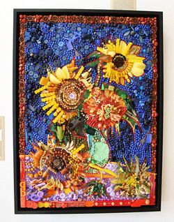 Jane Perkins 'Sunflowers'