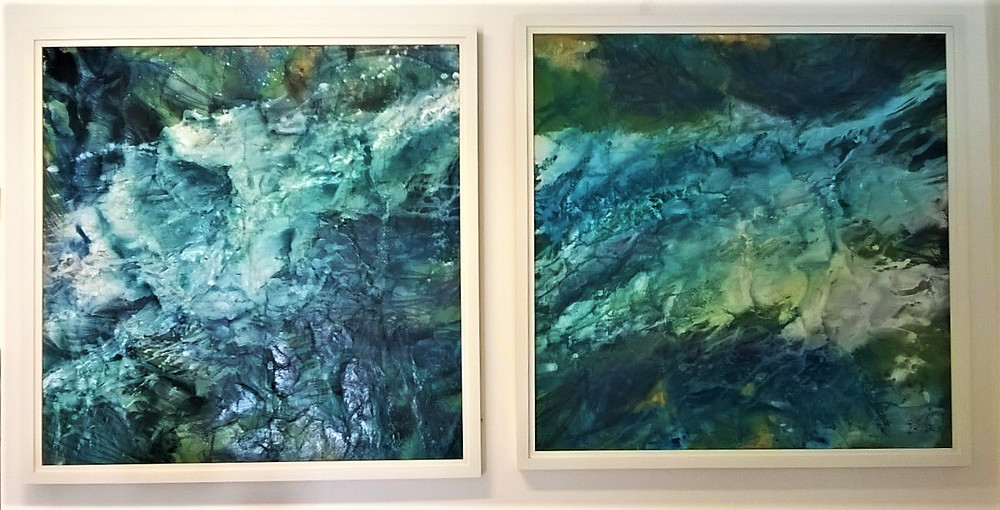 Rachael Bennett Paintings