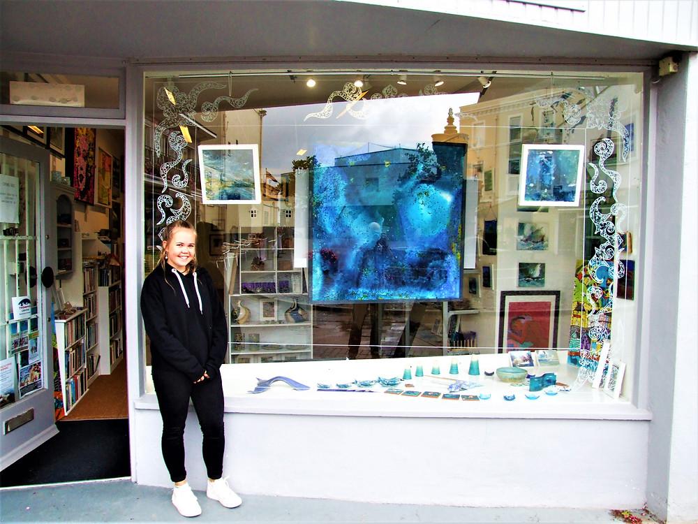 gallery work experiance