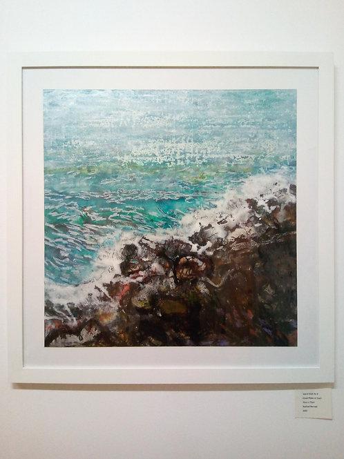 'Island Walk No 5' by Rachael Bennett