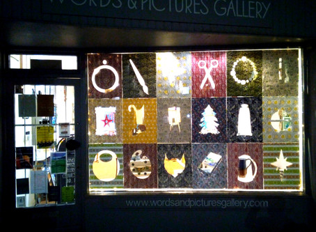 Christmas at Words & Pictures Gallery