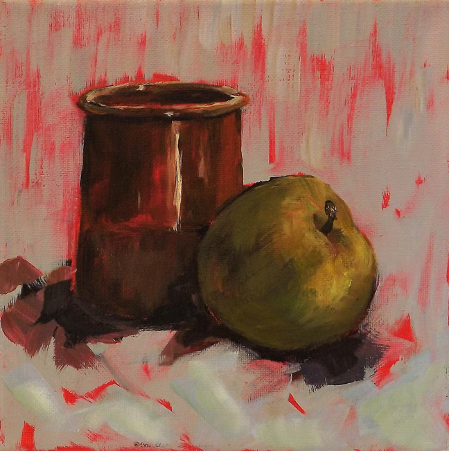 New Paintings by Janet Hockley