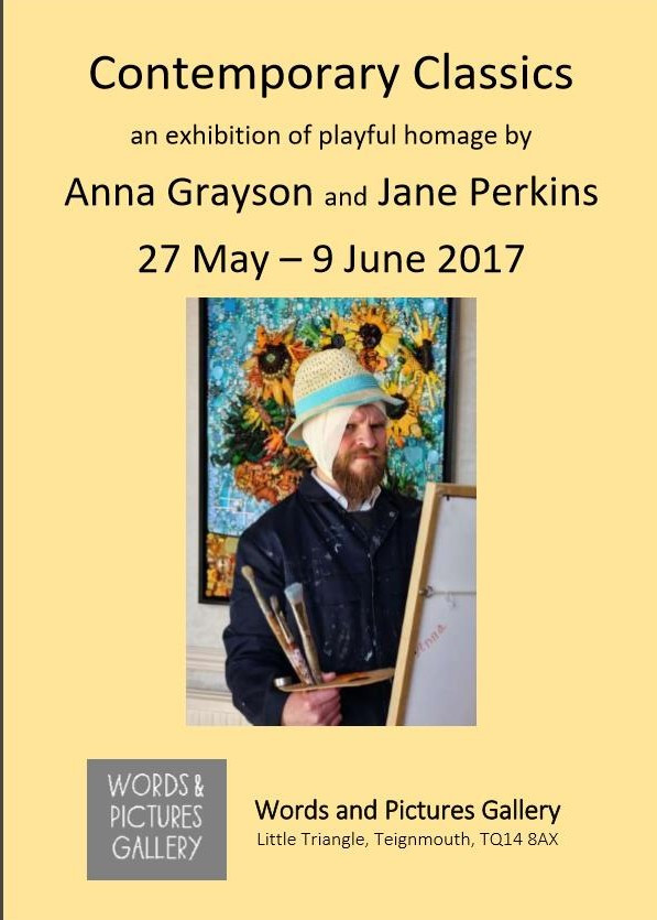 New Exhibition 'Contemporary Classics' work by Anna Grayson and Jane Perkins