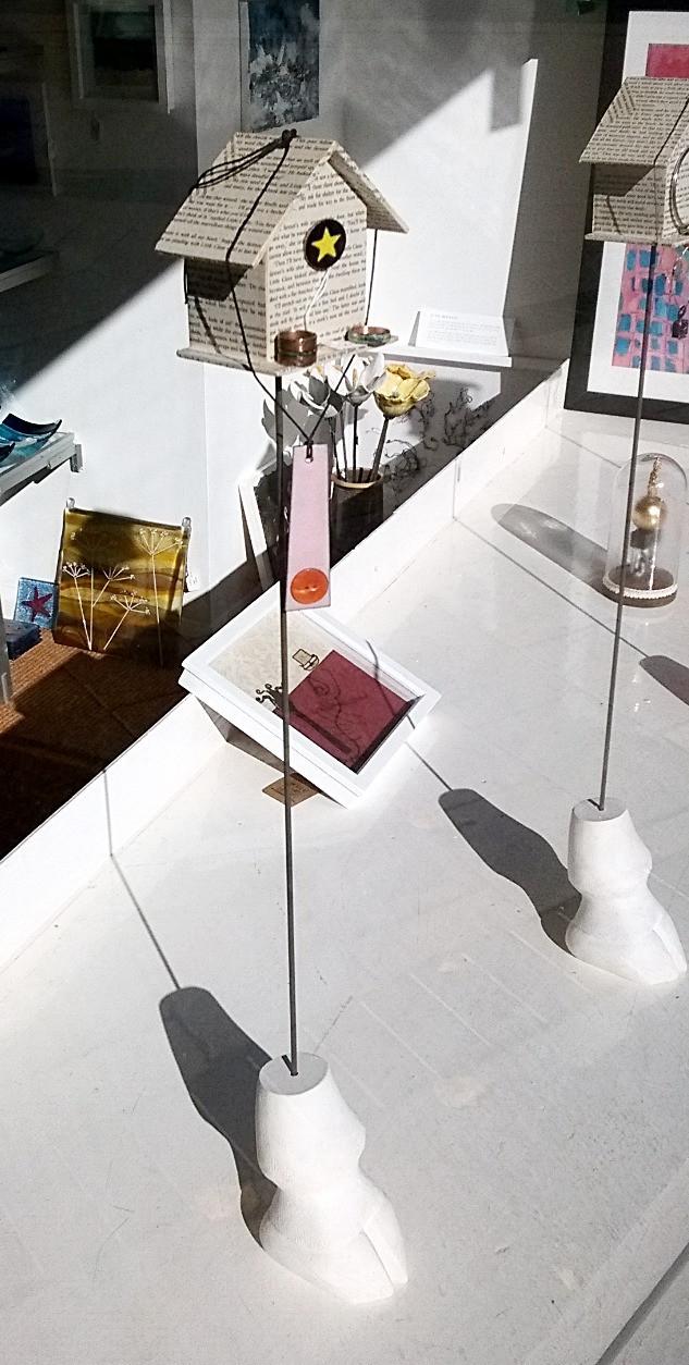 New Window Display - sort of sculpture?