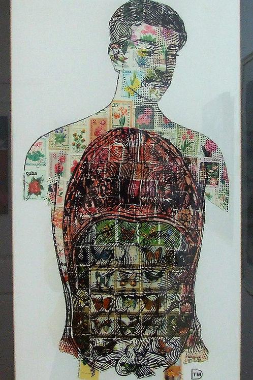 Silkscreen  Print by Tyrone Dalby
