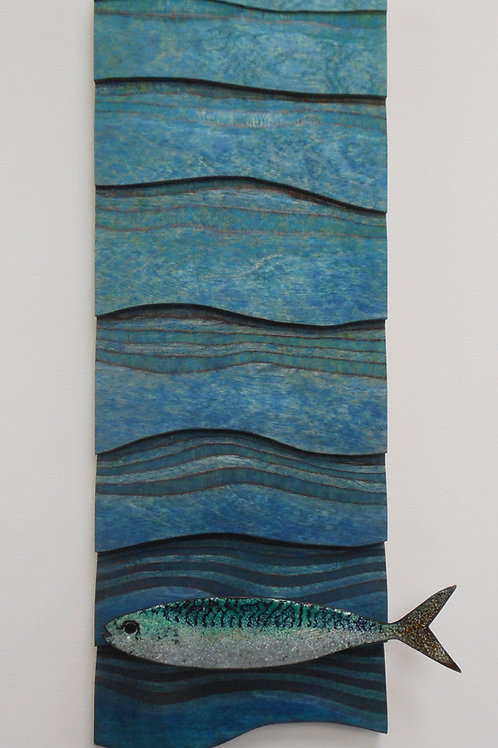 Mackerel No2 by Glenn Wilce