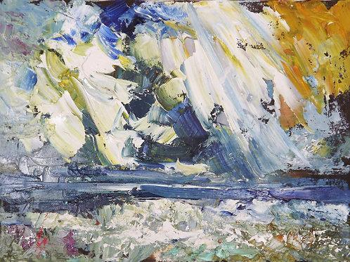 Robert Freame 'Sea Study II'