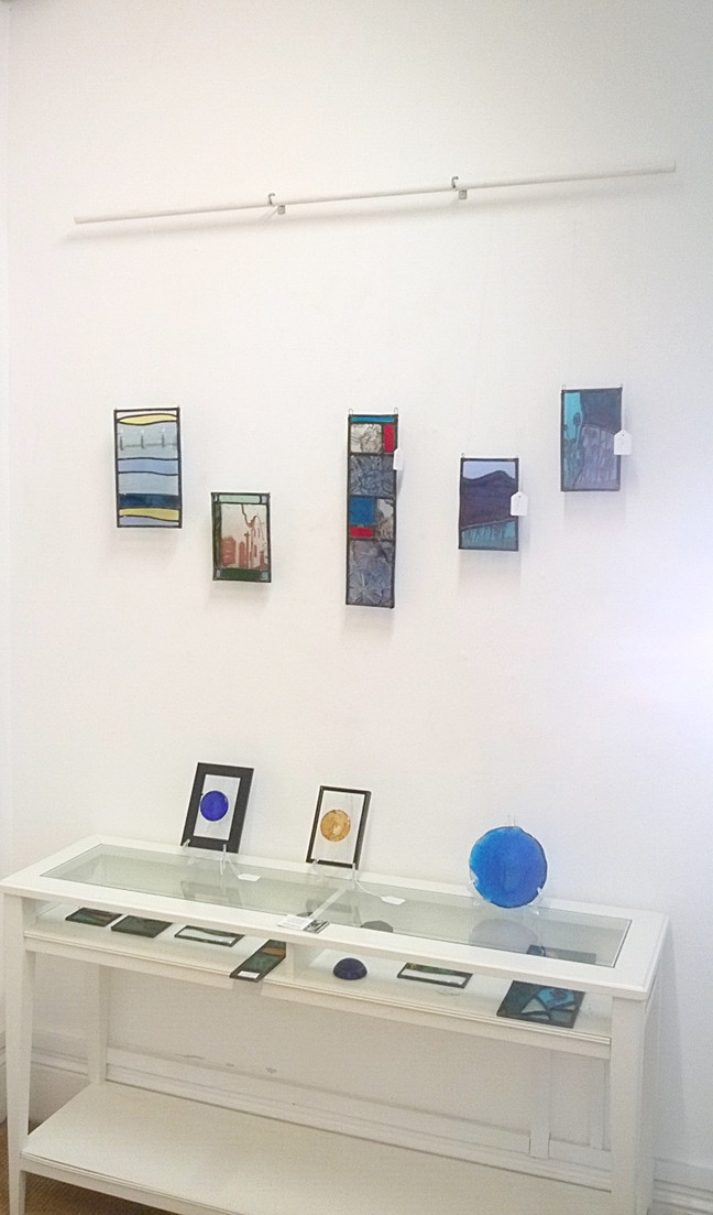 Amy McCarthy - Exhibition of recent works in glass