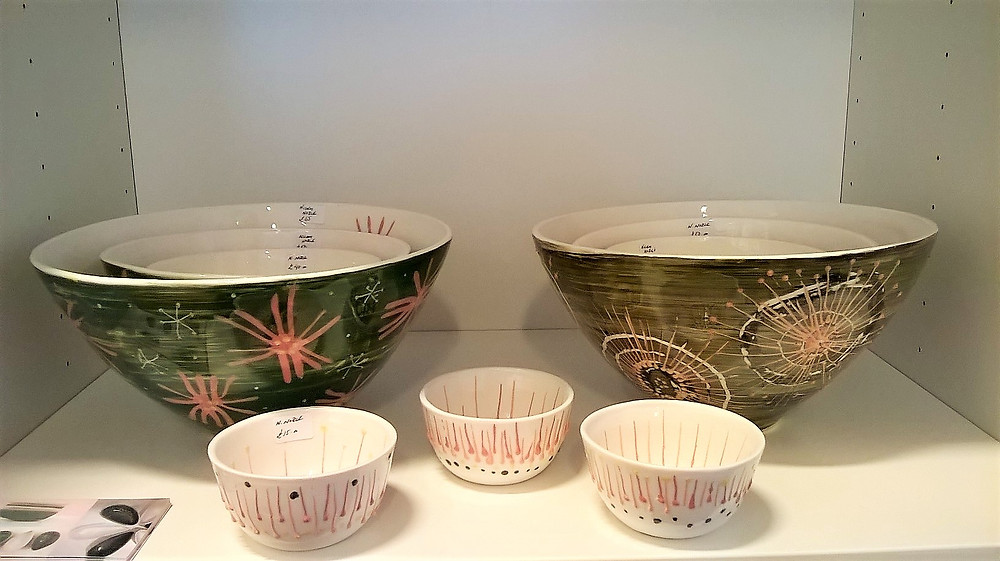contemporary ceramics Devon art and craft