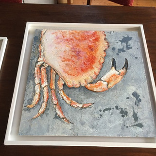 Giles Ward ' Crab'