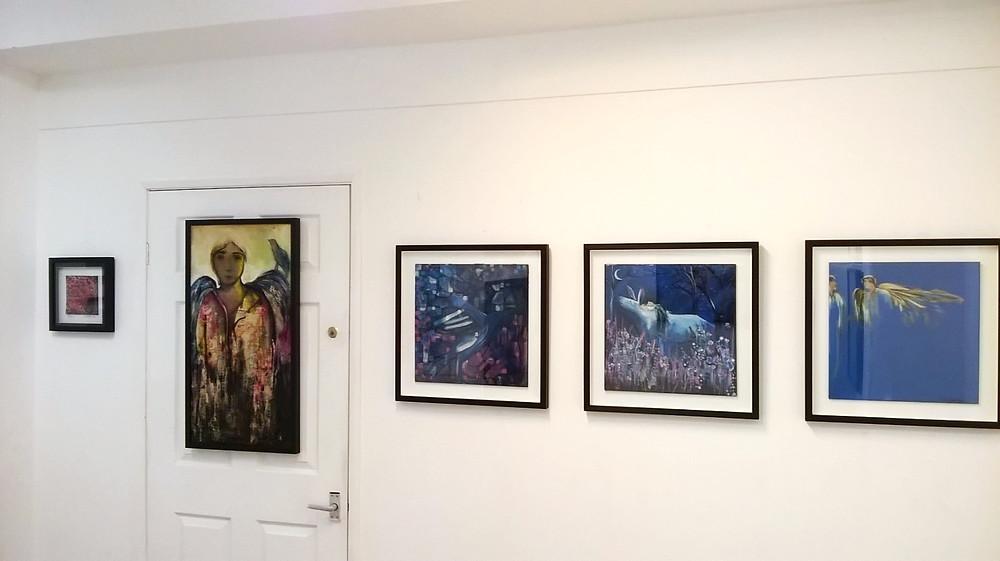 Devon Art Gallery Words & Pictures