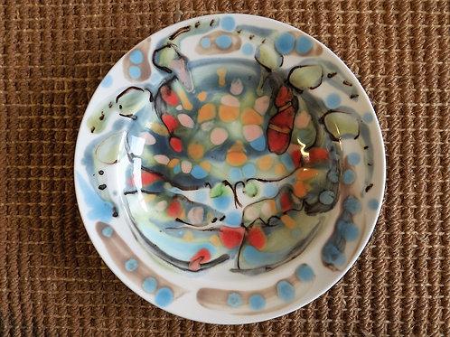 Renee Kilburn Crab Pasta Bowl