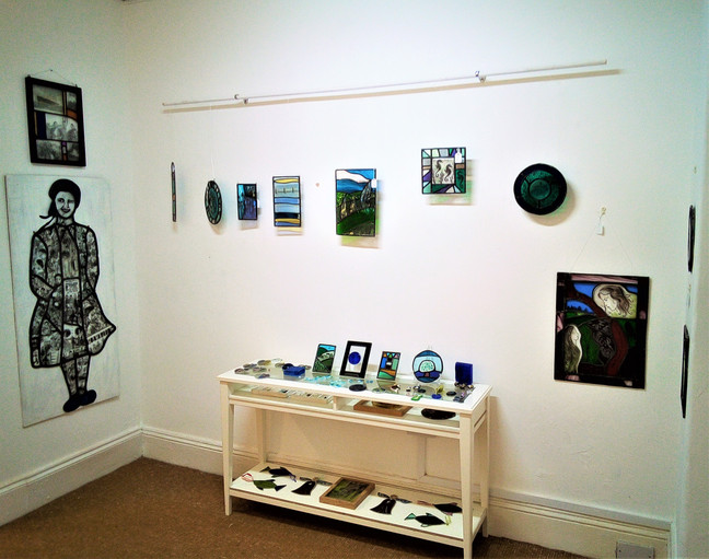 Amy McCarthy - Devon Open Studios at Words & Pictures Gallery