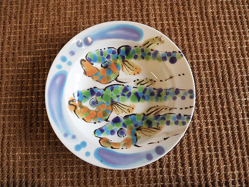 Renee Kilburn Fish Shoal Pasta Bowl
