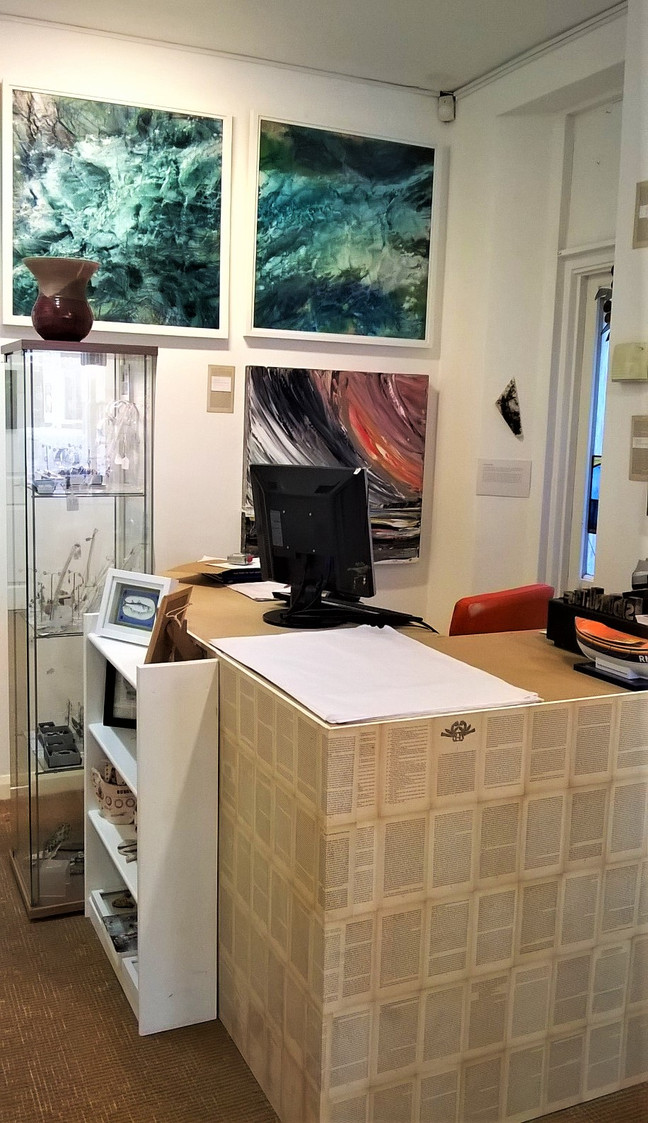 New work, New Workbench, New Layout - We are ready for 2018... Bring it on!