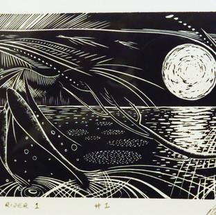 "Paul Warner ""Midnight on the River1"""