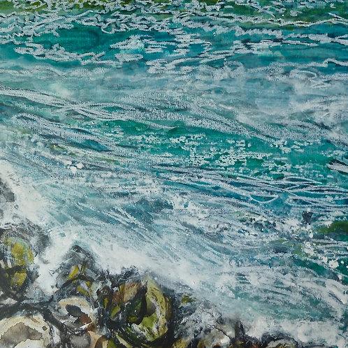 'Island Walk No 6' by Rachael Bennett