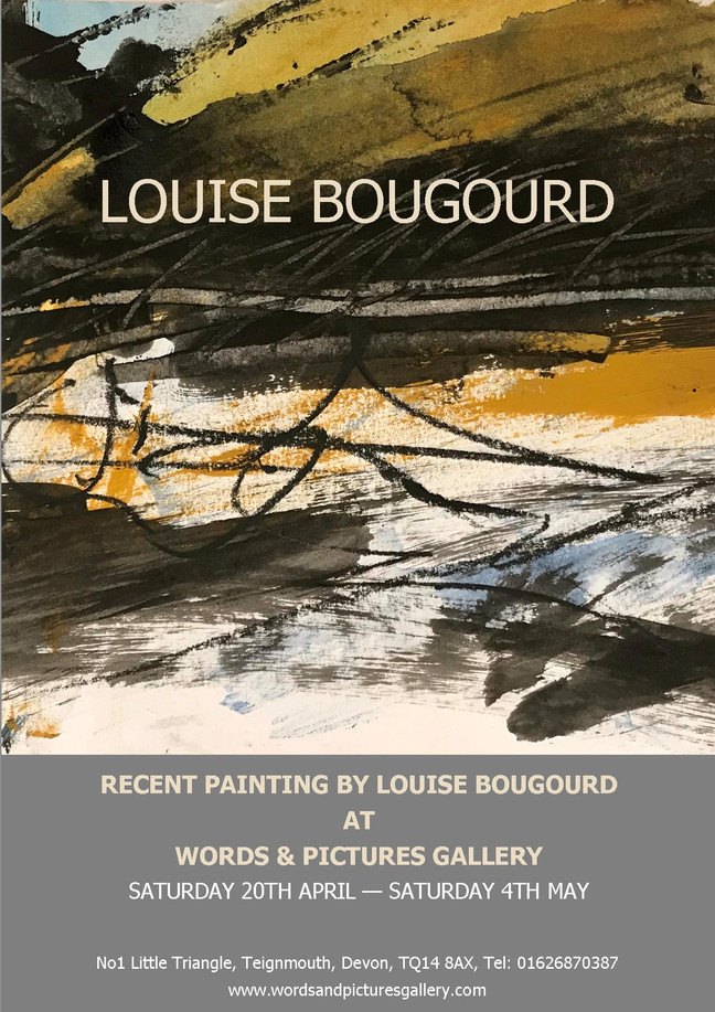 Next Exhibition: Louise Bougourd - Paintings