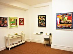 F G Davis Exhibition
