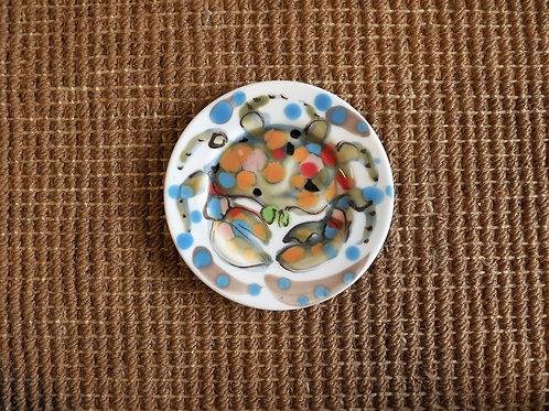 Renee Kilburn Crab Small Plate