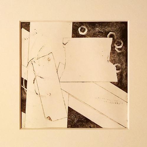 Jason Noble - 'Intaglio Composition'