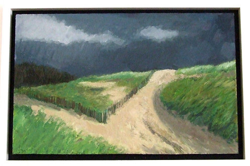 Dune – Dawlish Warren by Peter Reid