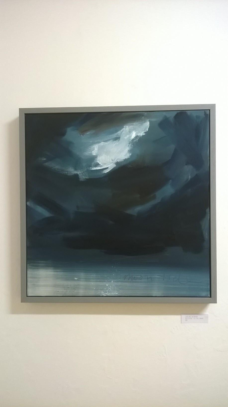 contemporary oil painting Caroline Wightman Devon