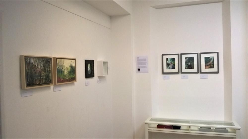 Lori Diggle - Exhibition