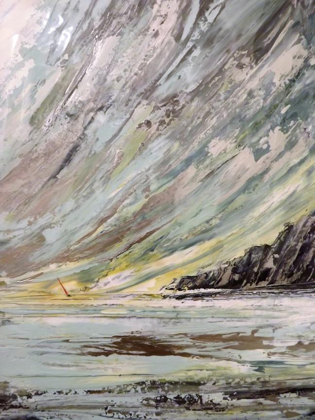Emma Carter, Island Artist, Contemporary Impressionism - Artist of the Week