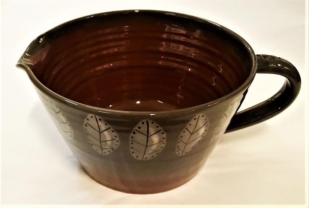 Pamela Brooker large Earthenware jug