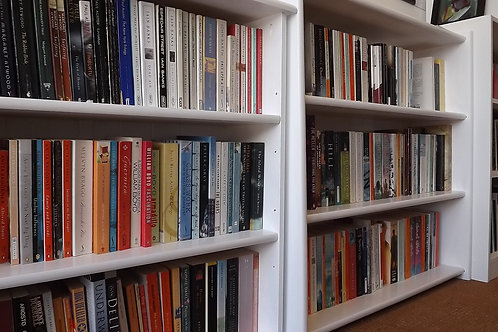 Second Hand Literature, Good Fiction, travel literature and new books
