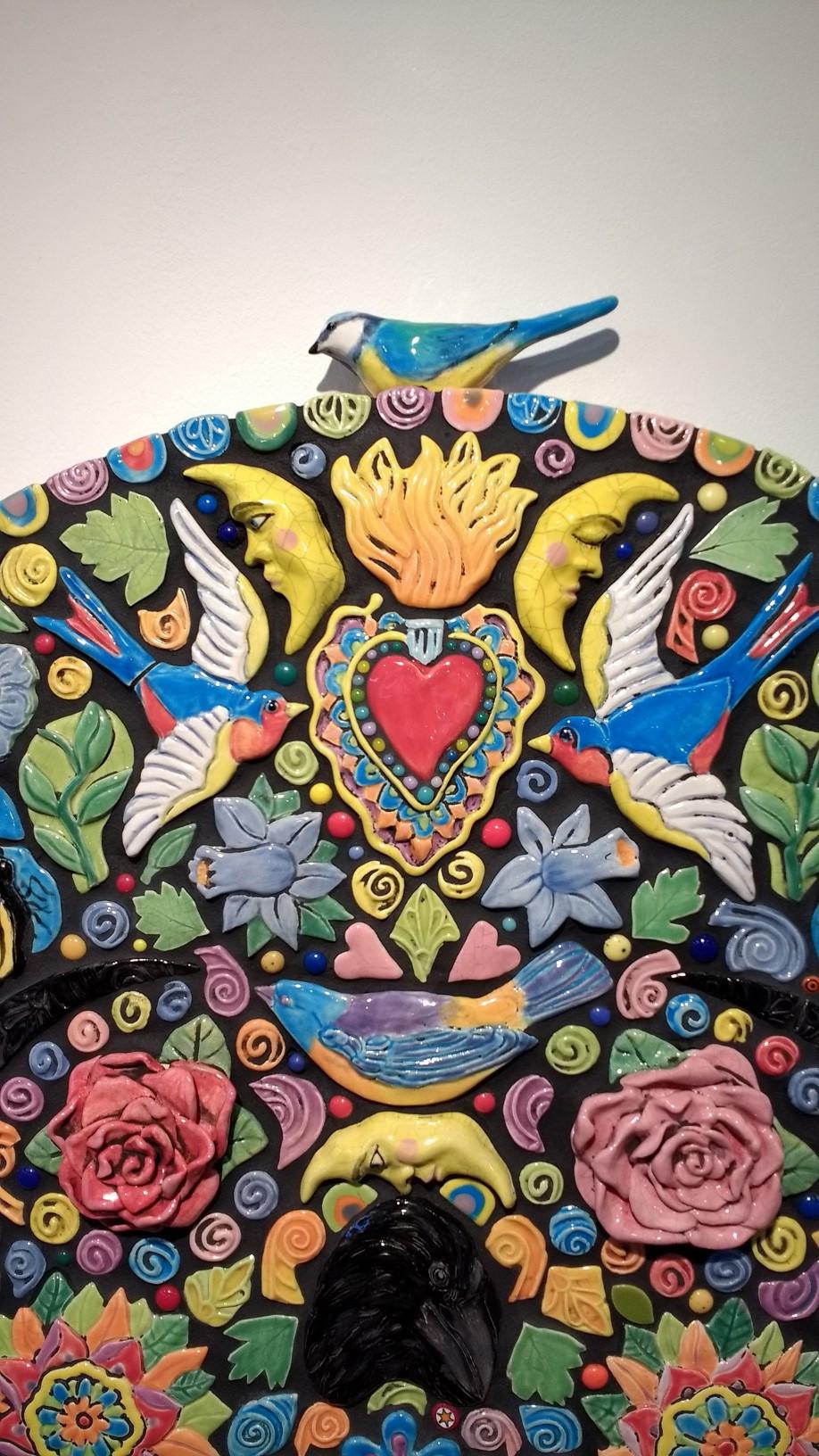 mosaic Michelle Greenwood-Brown