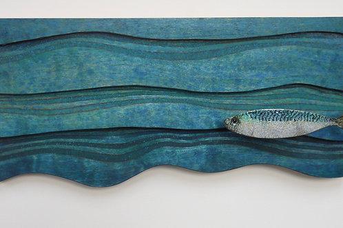 Mackerel No 1 by Glenn Wilce