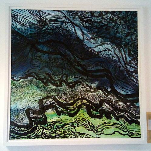 'Five Waves no 7' by Rachael Bennett