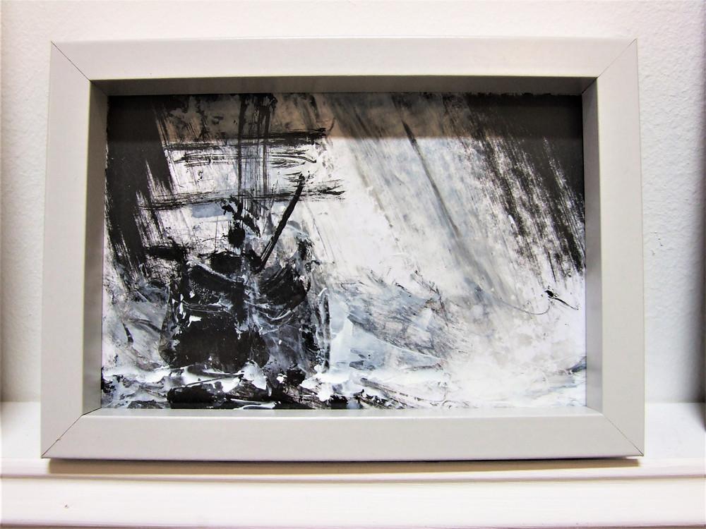 Robert Freame 'Ship Study 2'