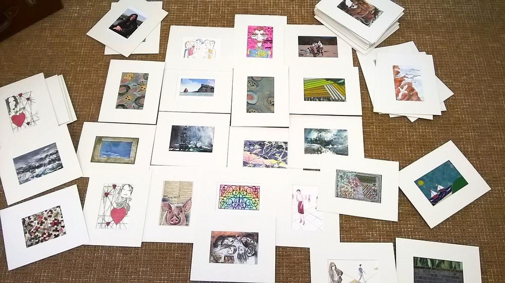 Devon Exhibition, various artists