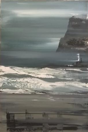 Jirka Ptacek 'Towards the Ness - November Afternoon'