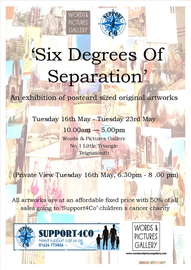 Exhibition - Six Degrees of Separation