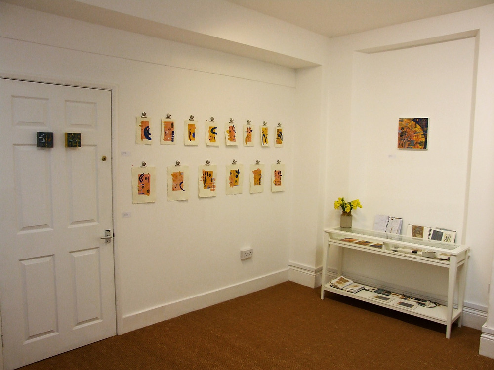 Painting Exhibition 'Relics' by Donna Hogarth