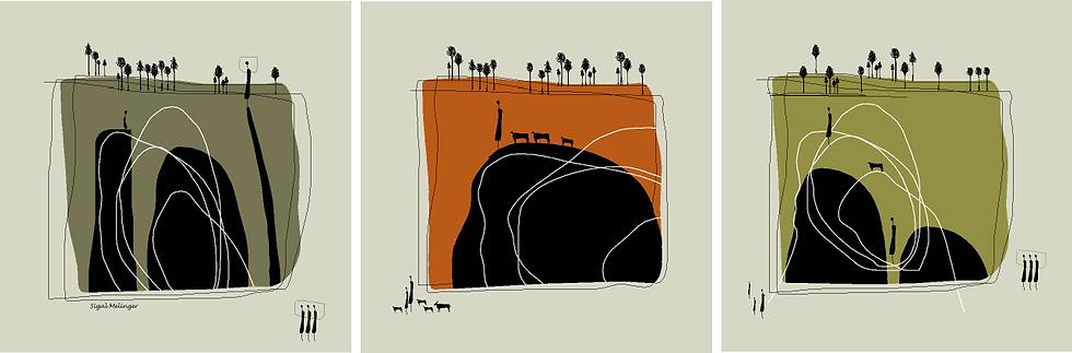 ״מסלולים 3 (3 חלקים)״