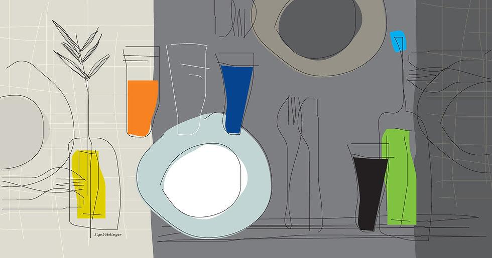 ״שולחן״