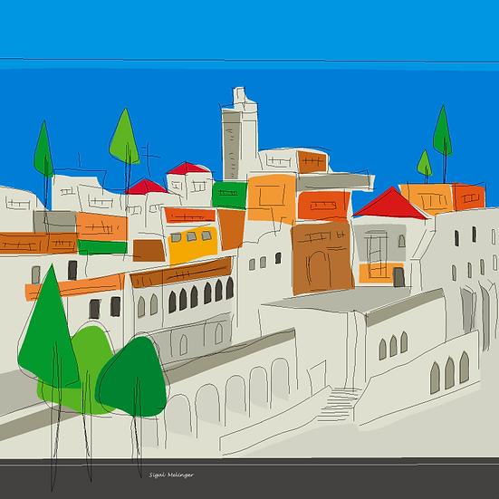 ״ירושלים 1״