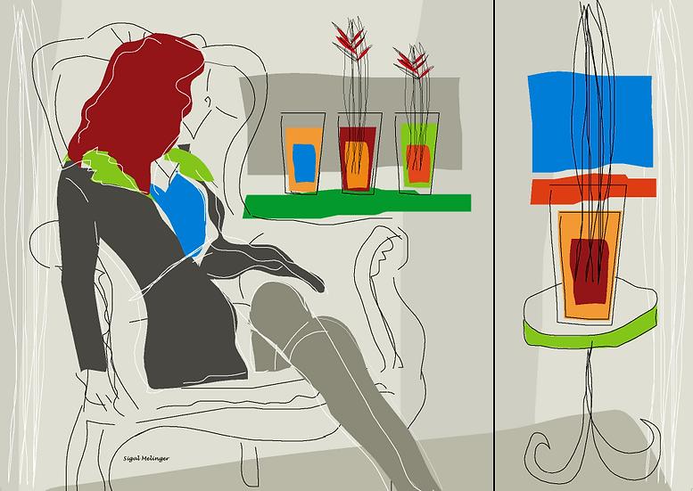 ״כורסא (2 חלקים)״