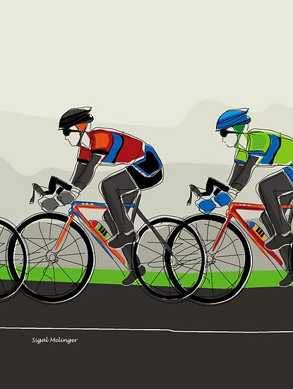 ״אופניים (אורכי)״