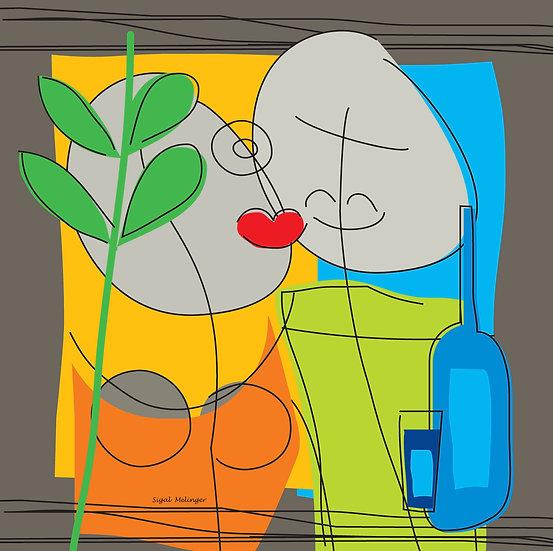״נשיקה ובקבוק״