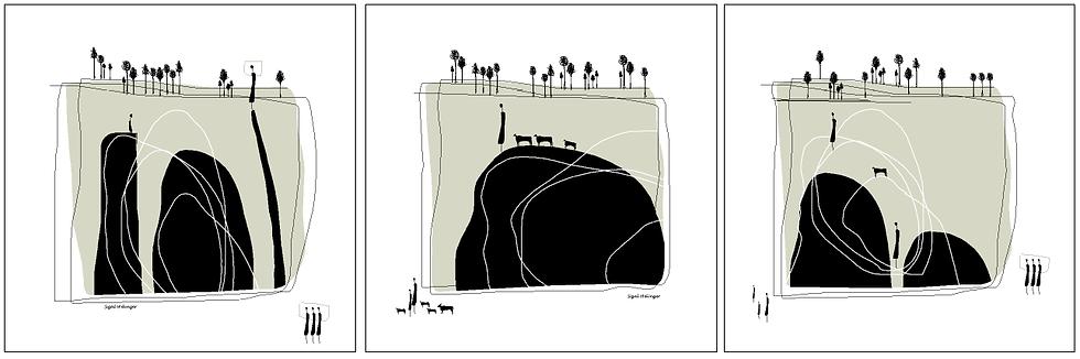 ״מסלולים (3 חלקים)״