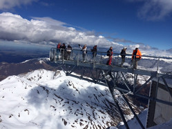 Le Pic du Midi s'offre un pas dans le ciel!