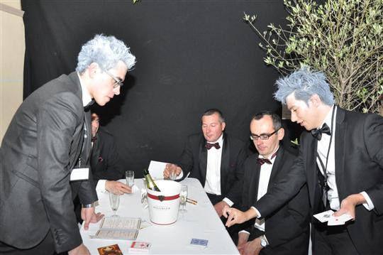 Magie évènementiel de table en table
